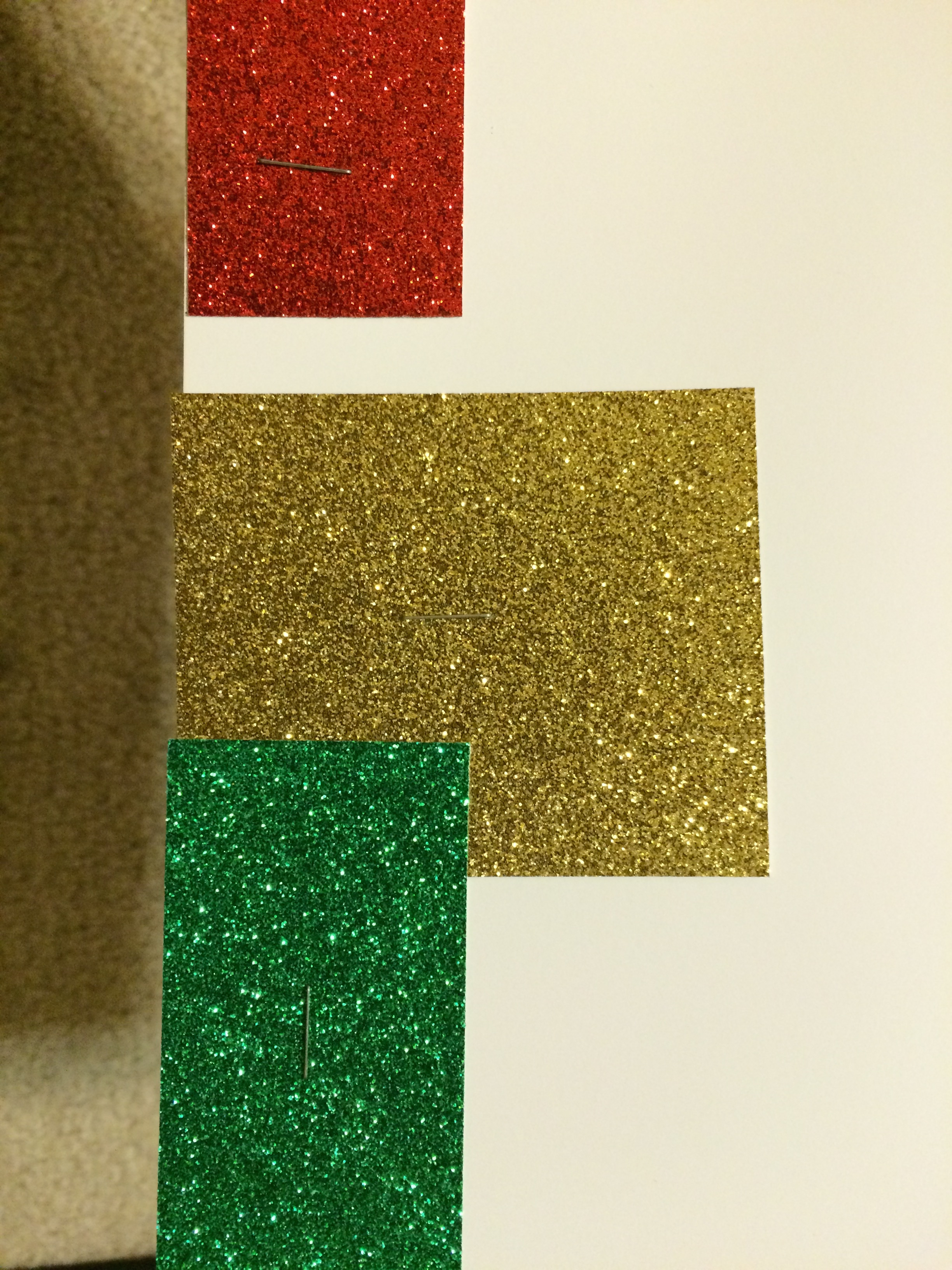 How to scrapbook with glitter paper - Img_7696 Jpg