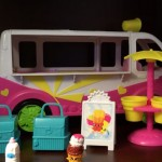 Shopkins Ice Cream Truck Review
